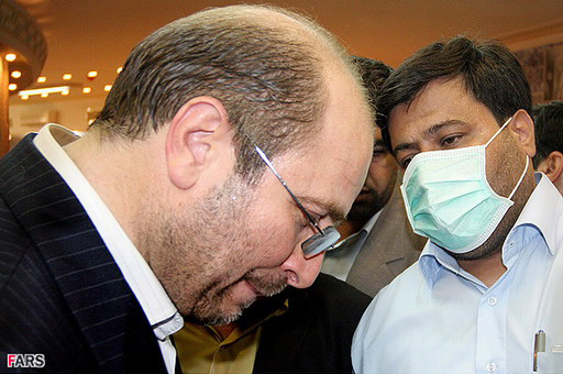 درد و دل یک جانباز شیمیایی با شهردار تهران