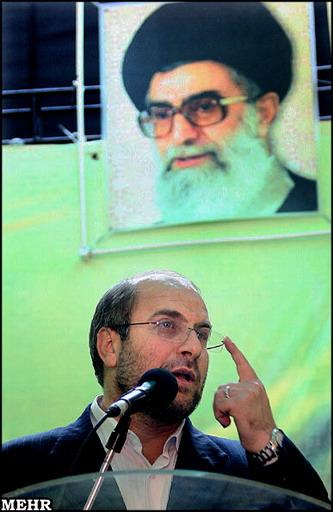سخنرانی قالیباف در مراسم افتتاح کانال فرحزاد و تونل نظامی گنجوی